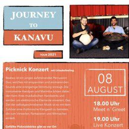 Picknick-Konzert